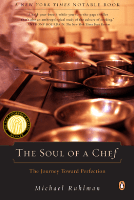 The Soul of a Chef - Michael Ruhlman
