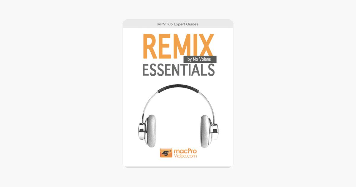 Remix Essentials on Apple Books