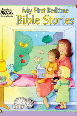 My First Bedtime Bible Stories - Anna Jones