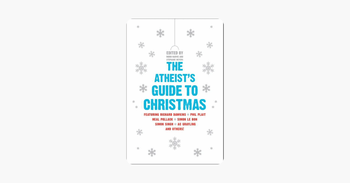 ‎The Atheist's Guide to Christmas on Apple Books