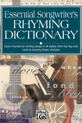 Essential Songwriter's Rhyming Dictionary - Kevin Mitchell