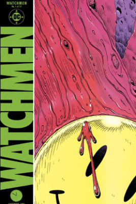 Watchmen #1 - Alan Moore & Dave Gibbons