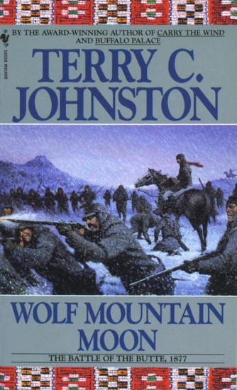 Wolf Mountain Moon by Terry C. Johnston PDF Download
