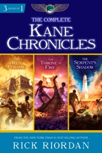 The Complete Kane Chronicles - Rick Riordan pdf download