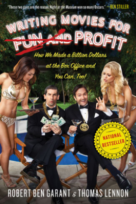 Writing Movies for Fun and Profit - Thomas Lennon & Robert Ben Garant
