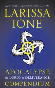 Apocalypse: The Lords of Deliverance Compendium - Larissa Ione pdf download