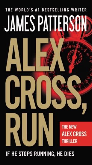 Alex Cross, Run by James Patterson PDF Download