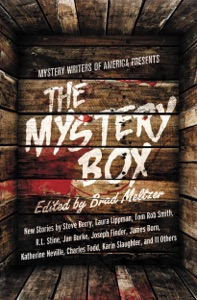 Mystery Writers of America Presents The Mystery Box - Brad Meltzer pdf download