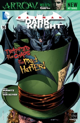 Batman: The Dark Knight (2011- ) #16 - Gregg Hurwitz & Ethan Van Sciver pdf download