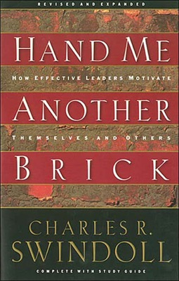 Hand Me Another Brick - Charles R. Swindoll pdf download