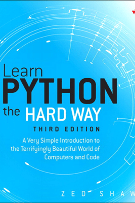 Learn Python the Hard Way - Zed A. Shaw