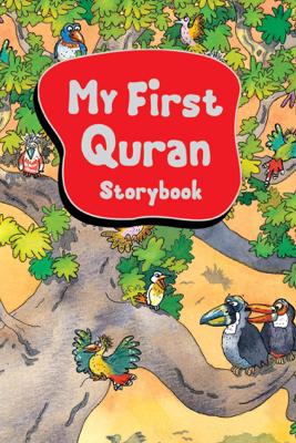 My First Quran Storybook - Saniyasnain Khan