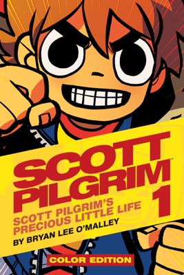 Scott Pilgrim Color Volume 1 - Bryan Lee O'Malley