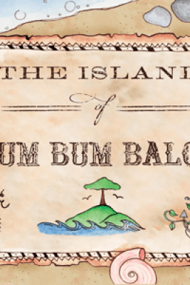 The Island of Bum Bum Ba Loo - Daniel Errico & Courtney Jentzen
