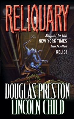 Reliquary - Douglas Preston & Lincoln Child pdf download