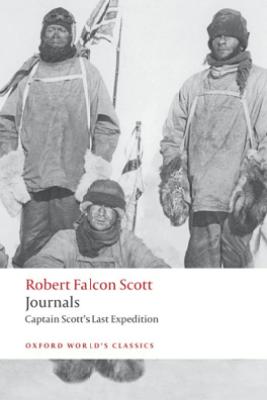 Journals - Robert Falcon Scott & Max Jones