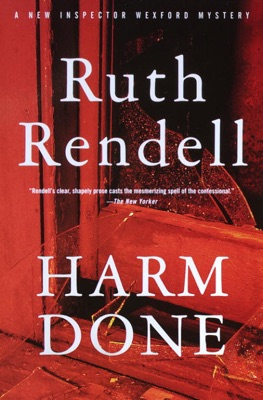 Harm Done - Ruth Rendell pdf download