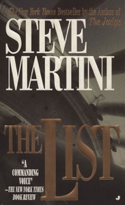 The List - Steve Martini pdf download