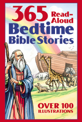 365 Read-Aloud Bedtime Bible Stories - Daniel Partner