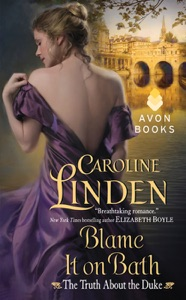 Blame It on Bath - Caroline Linden pdf download