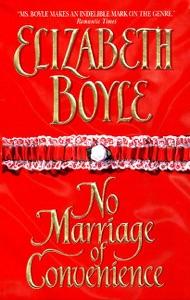 No Marriage of Convenience - Elizabeth Boyle pdf download