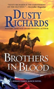 Brothers in Blood - Dusty Richards pdf download