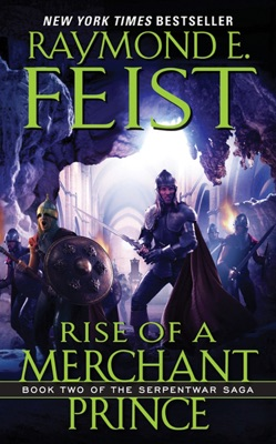 Rise of a Merchant Prince - Raymond E. Feist pdf download