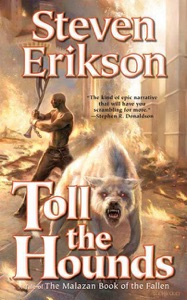 Toll the Hounds - Steven Erikson pdf download