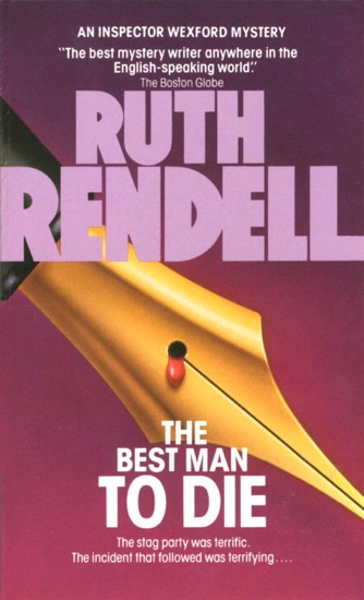 The Best Man to Die by Ruth Rendell PDF Download