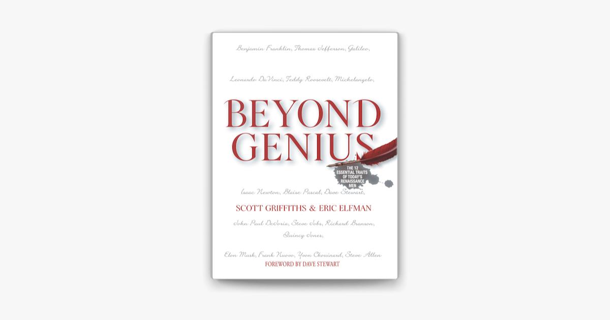 Beyond Genius on Apple Books