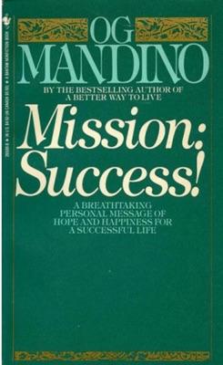 Mission: Success - Og Mandino pdf download