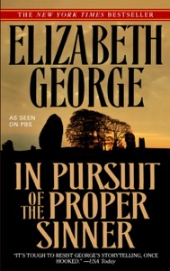 In Pursuit of the Proper Sinner - Elizabeth George pdf download