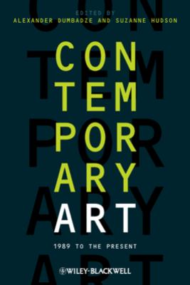 Contemporary Art - Alexander Dumbadze & Suzanne Hudson