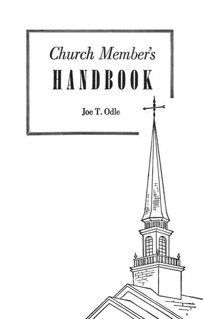 Church Member's Handbook by Joe T. Odle on Apple Books