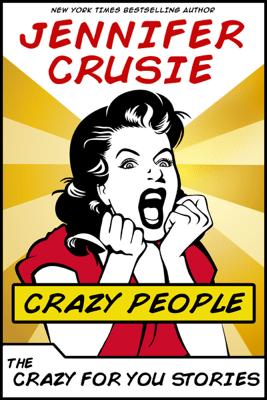 Crazy People - Jennifer Crusie