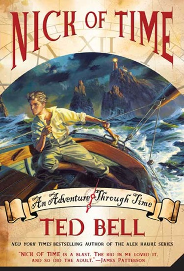 Nick of Time by Ted Bell pdf download