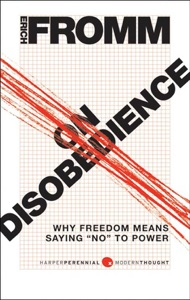 On Disobedience - Erich Fromm pdf download
