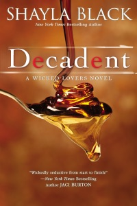 Decadent - Shayla Black pdf download