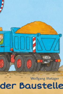 Mein erstes interaktives eBook: Auf der Baustelle - Daniela Prusse