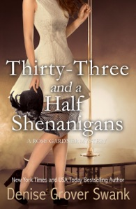 Thirty-Three and a Half Shenanigans - Denise Grover Swank pdf download
