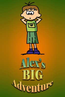 Alex`s Big Adventure - Jupiter Kids