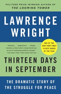 Thirteen Days in September - Lawrence Wright pdf download