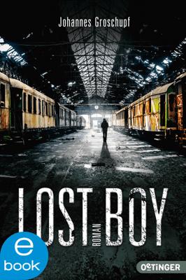 Lost Boy - Johannes Groschupf pdf download
