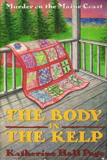 The Body in the Kelp by Katherine Hall Page PDF Download