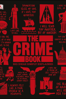 The Crime Book - DK