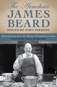 The Armchair James Beard - James Beard & John Ferrone pdf download