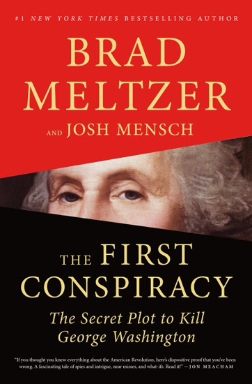 The First Conspiracy by Brad Meltzer & Josh Mensch pdf download