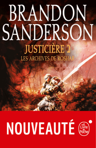 Justicière, Volume 2 (Les Archives de Roshar, Tome 3) - Brandon Sanderson pdf download