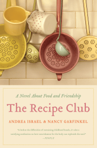 The Recipe Club - Andrea Israel & Nancy Garfinkel pdf download