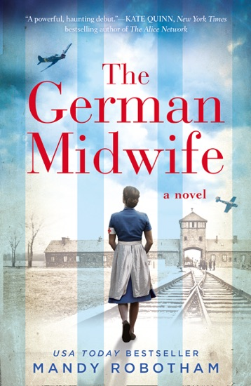 The German Midwife by Mandy Robotham PDF Download